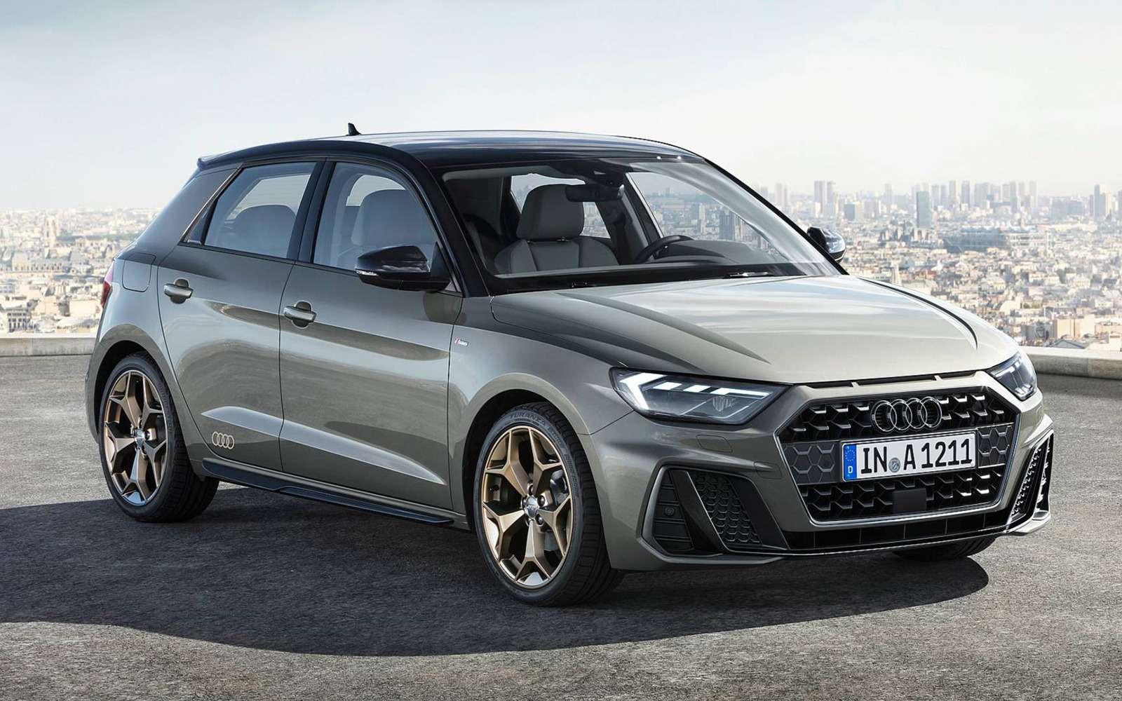 Новый Audi A1: дамский угодник— фото 879957