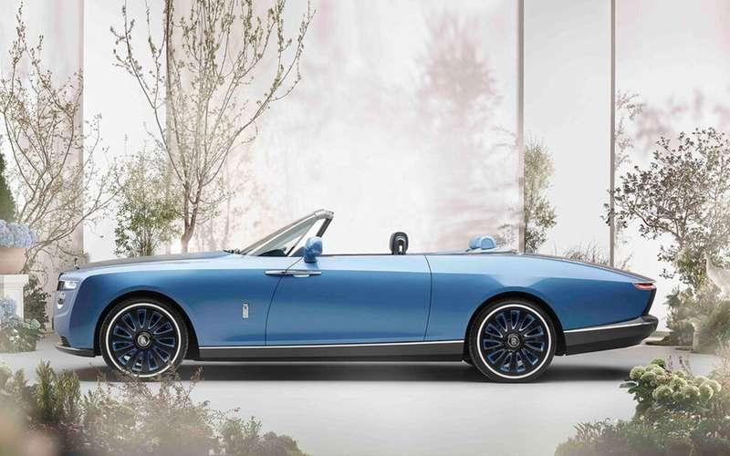 Rolls-Royce создал самое изысканное место дляпикника наЗемле