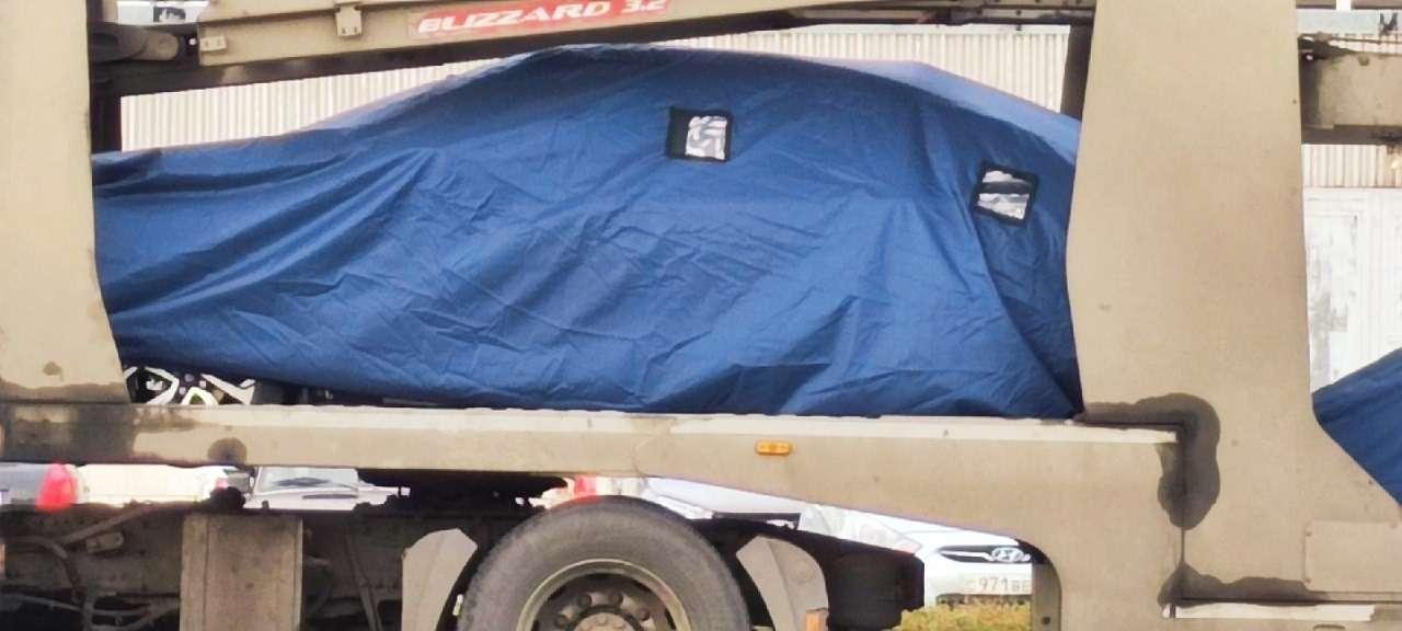 В Тольятти засняли автовоз сновыми Вестами— фото 1281118