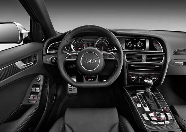 Audi RS4Avant /Innenraum