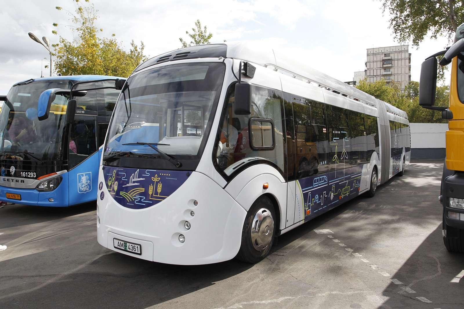Автобусы нашего детства— выставка пассажирского транспорта— фото 792703