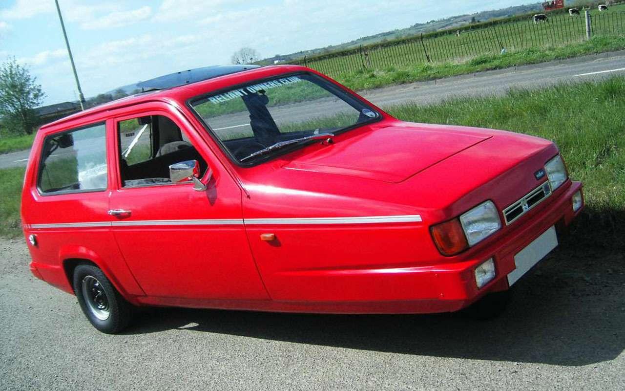Топ-10 худших автомобилей Европы. ВАЗов внем нет!— фото 1035020