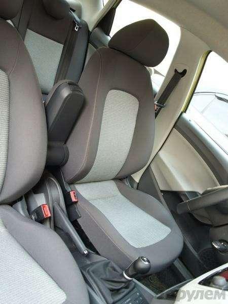 SEAT New Ibiza: SEAT неVolkswagen?— фото 6676