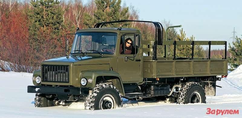 ГАЗ‑33088«Садко»