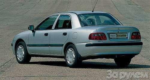 Opel Astra, Volkswagen Bora, Skoda Octavia, Mitsubishi Carisma, Renault Megane, Ford Focus. УЖЕ ПРЕСТИЖНО, ЕЩЕ ДОСТУПНО— фото 24614