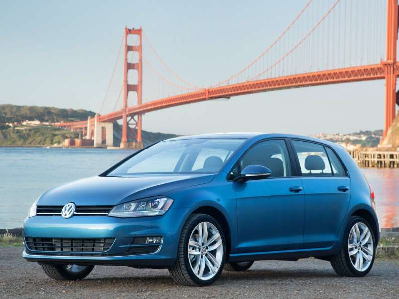 Volkswagen_Golf_Hatchback 5 door_2014