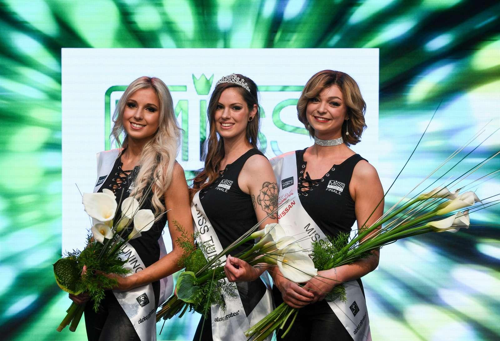 Победительница конкурса Miss Tuning 2018+ галерея ееконкуренток— фото 870321