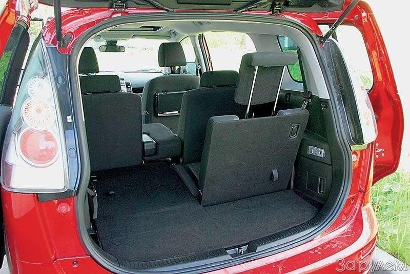 Тест Mazda 5.Займемся каракури.— фото 66449