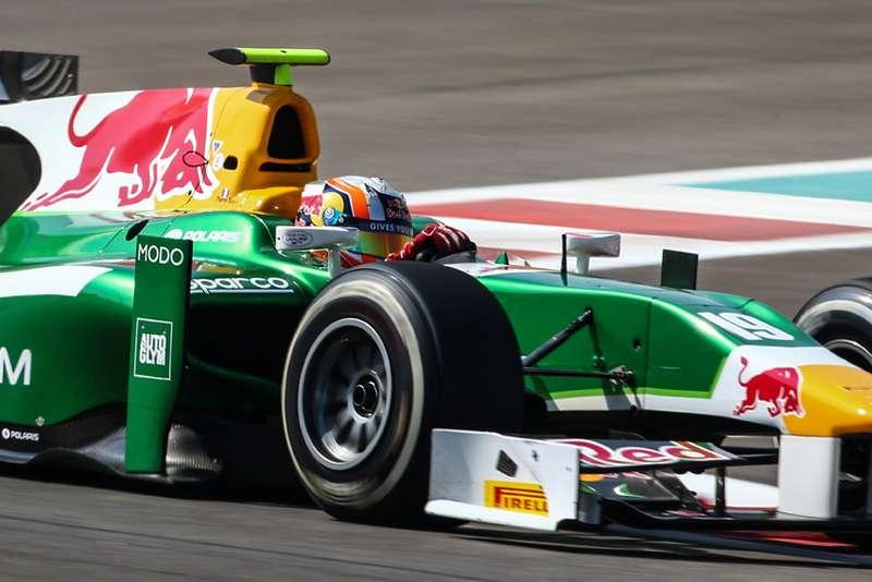REDBULL JUNIOR TEAM— GP3 Series