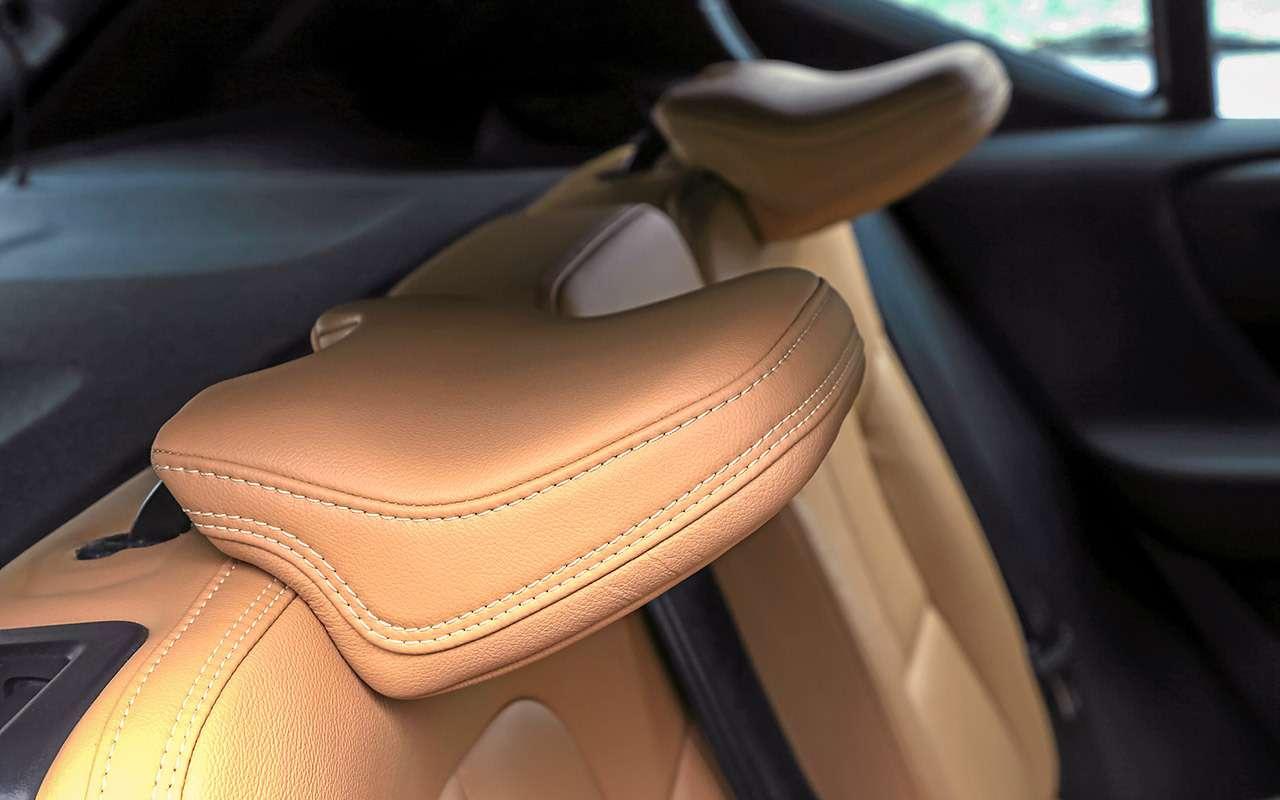 Audi, Mercedes, Range Rover иVolvo: большой тест— фото 1215217