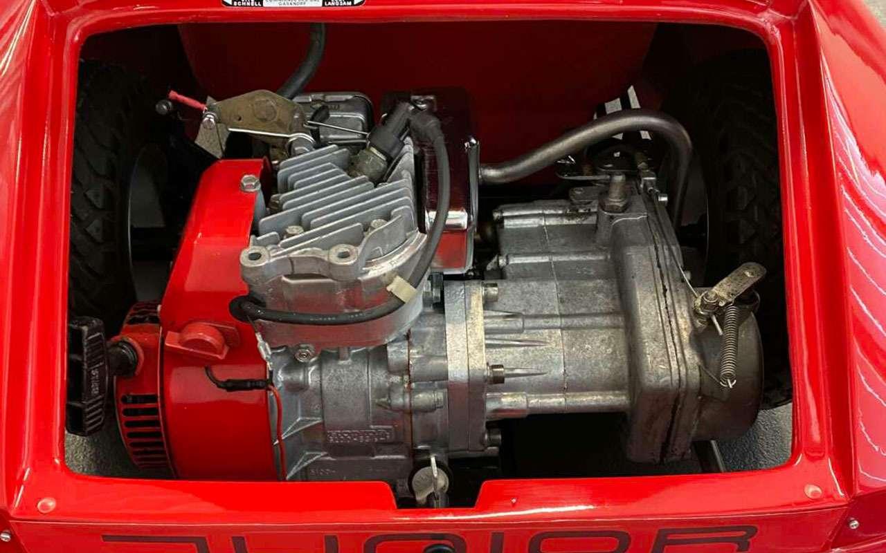 Мини-Porsche— за1,3млн руб., носдвигателем Honda— фото 1230227