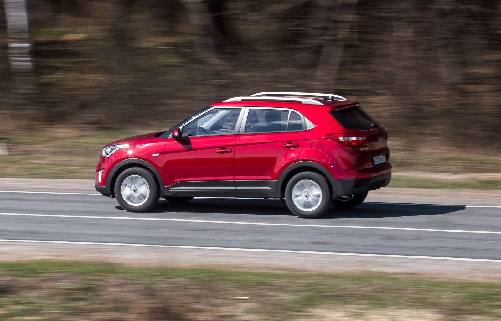 Стартовали продажи Hyundai Creta 2018 модельного года— фото 781142
