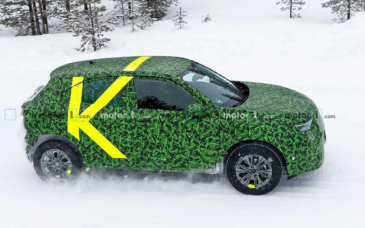 Опубликовано первое фото нового Opel Mokka— фото 1119021