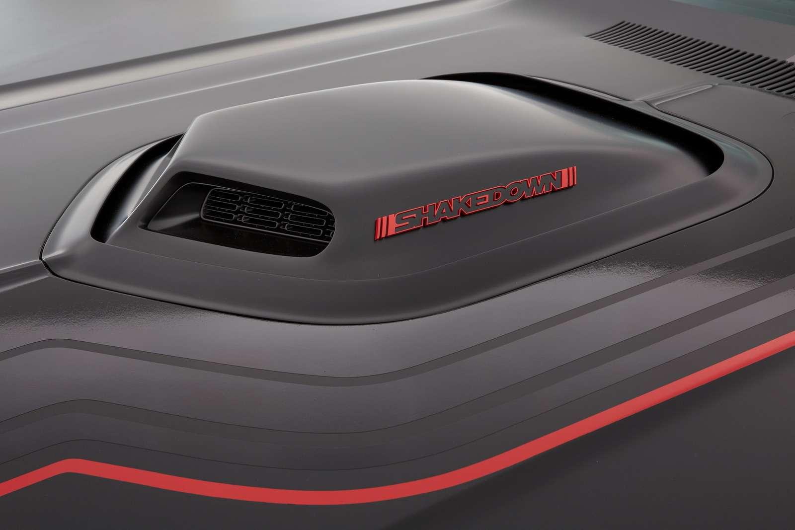 Американский гопник: вЛас-Вегасе показали Dodge Shakedown Challenger