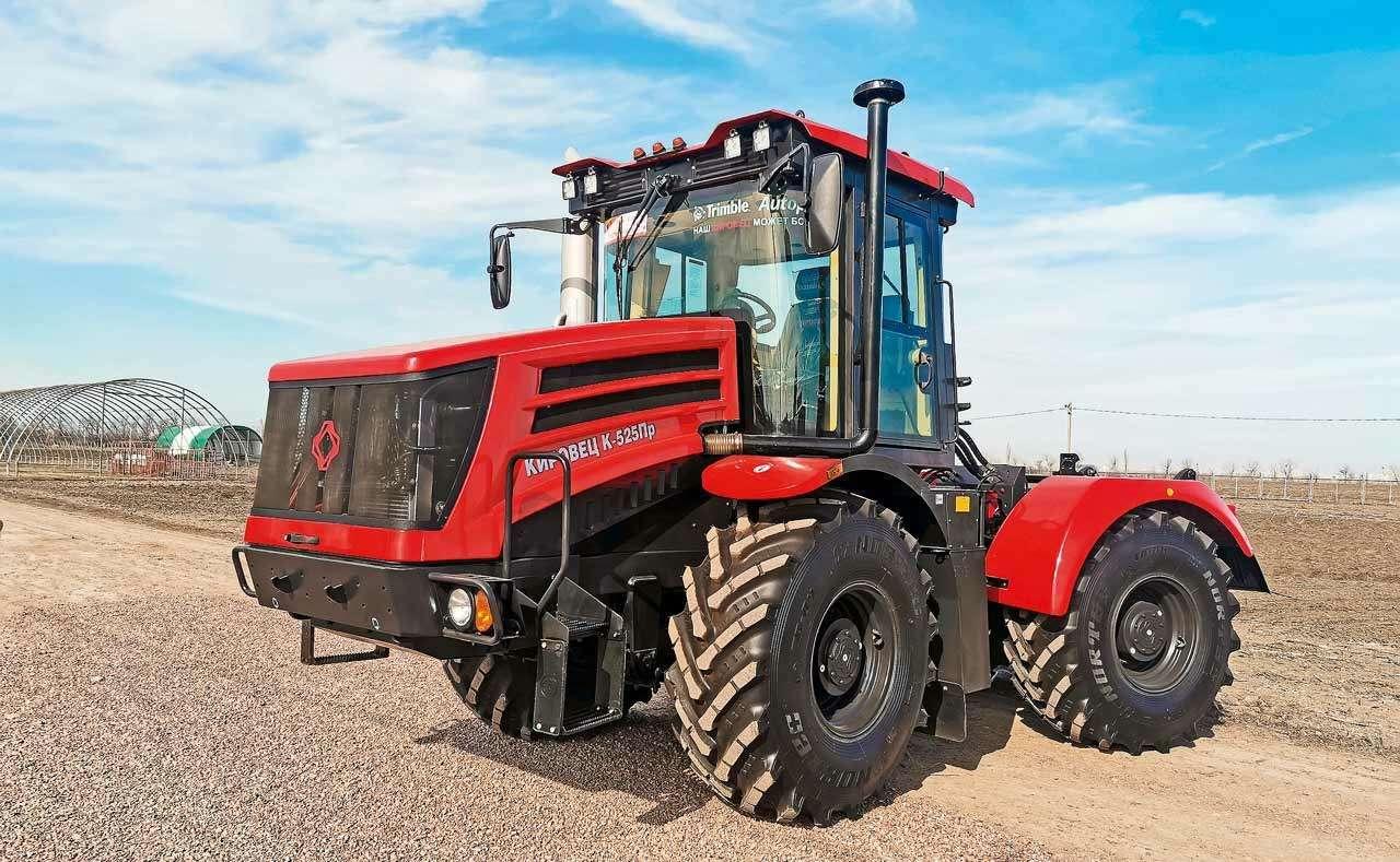Тест очень нужного трактора: Кировец К-5— фото 1130819