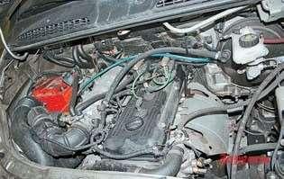 Самый любимый у«газелистов» двигатель— 143-сильный ЗМЗ-40522