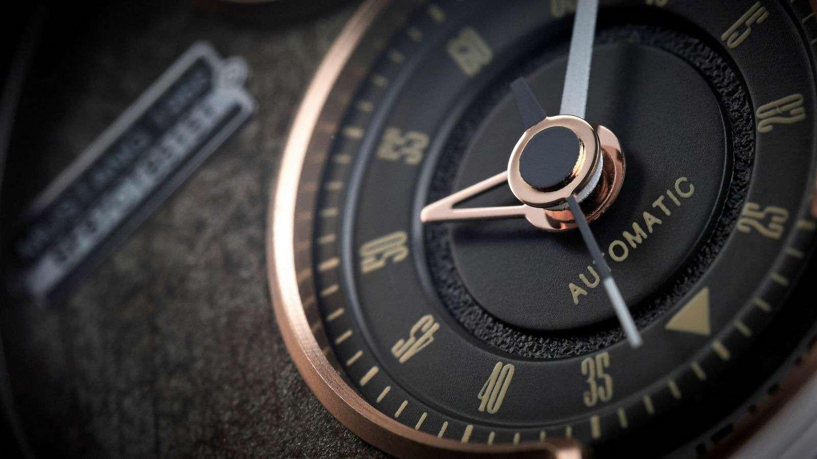 Всевдело: крутые часы изутилизированных Мустангов— фото 825281