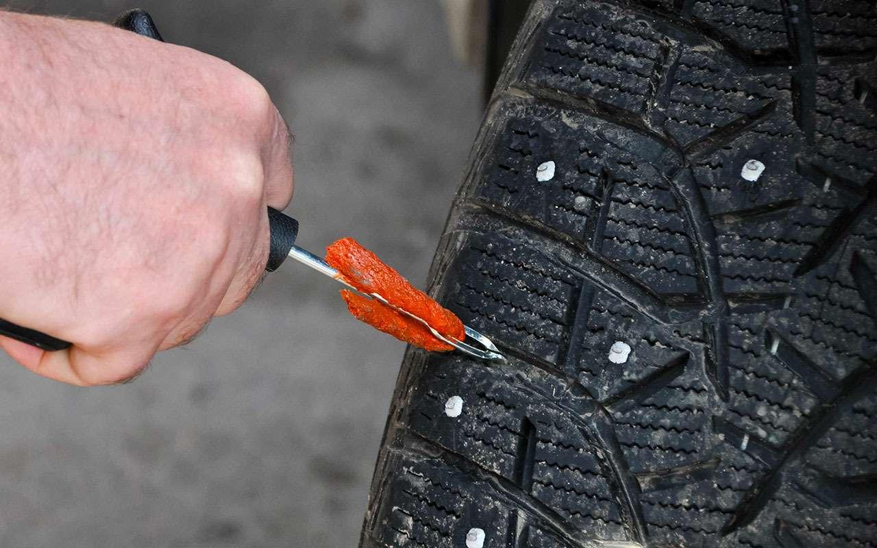 Спустило колесо: тест пяти средств скорой помощи— фото 1120213