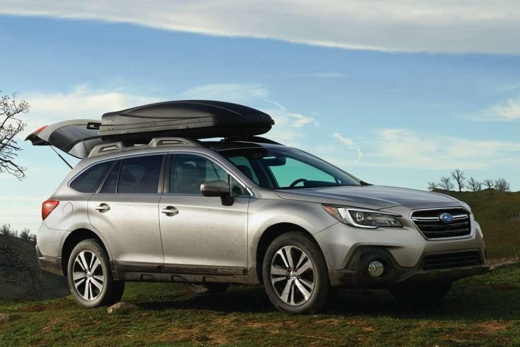 Клиент, неуйдешь: Subaru комплексно модернизировала Outback— фото 733280