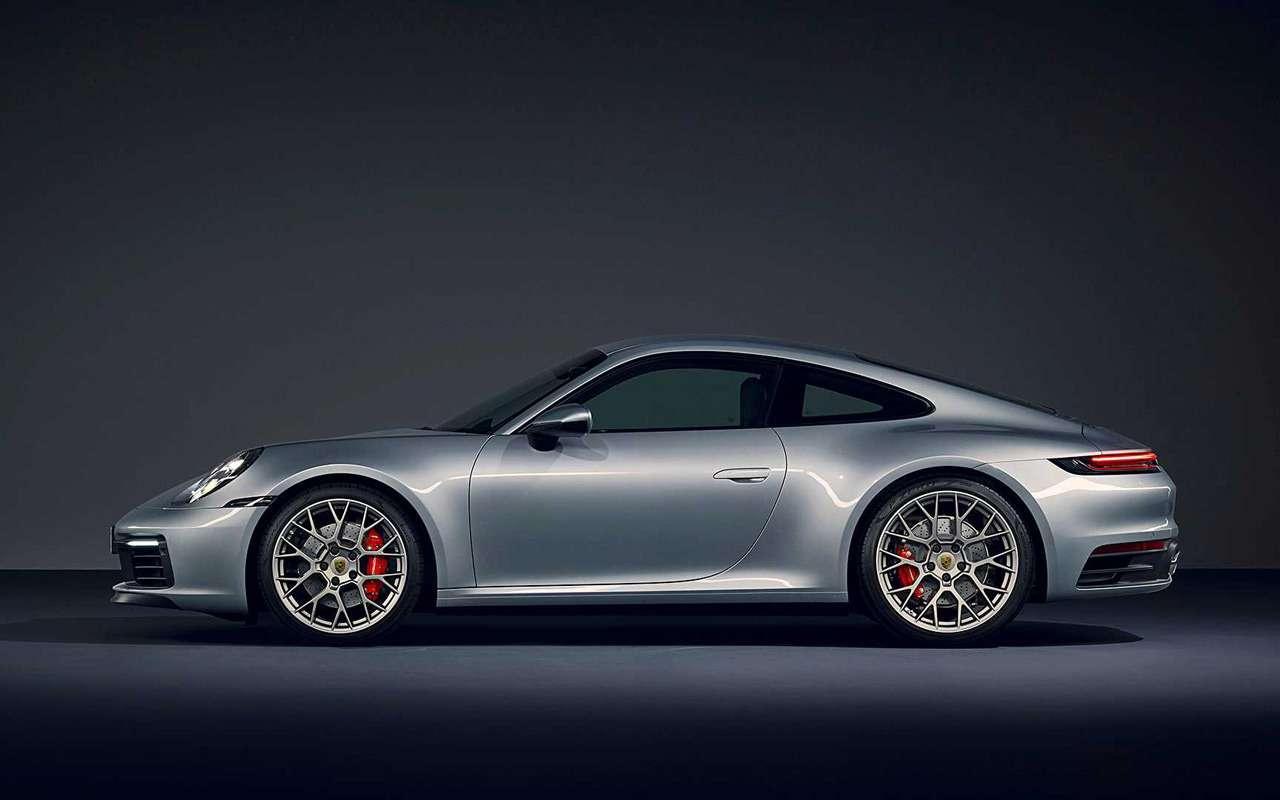 Новый Porsche 911: классический облик исовременная начинка— фото 926956