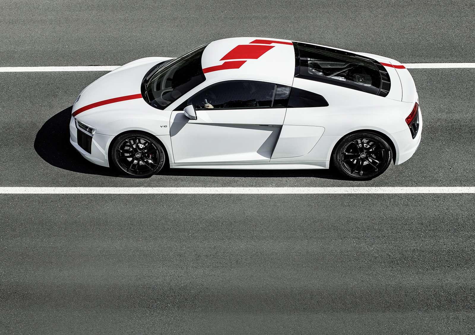 Audi показала свою первую заднеприводную модель— фото 793572