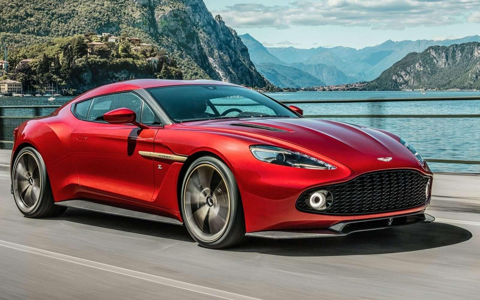 Новый, божественно красивый «сарай» Aston Martin идругие проекты Zagato— фото 808224
