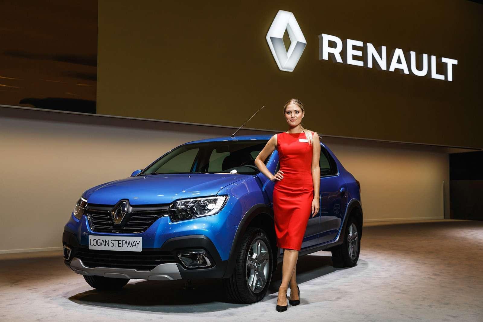 Renault объявила цены наLogan Stepway иSandero Stepway— фото 913032