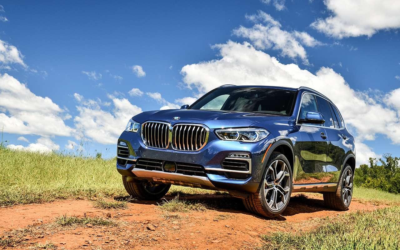 BMWX5(2018-н.в.): глюки, стуки, крены идругие проблемы— фото 1250505