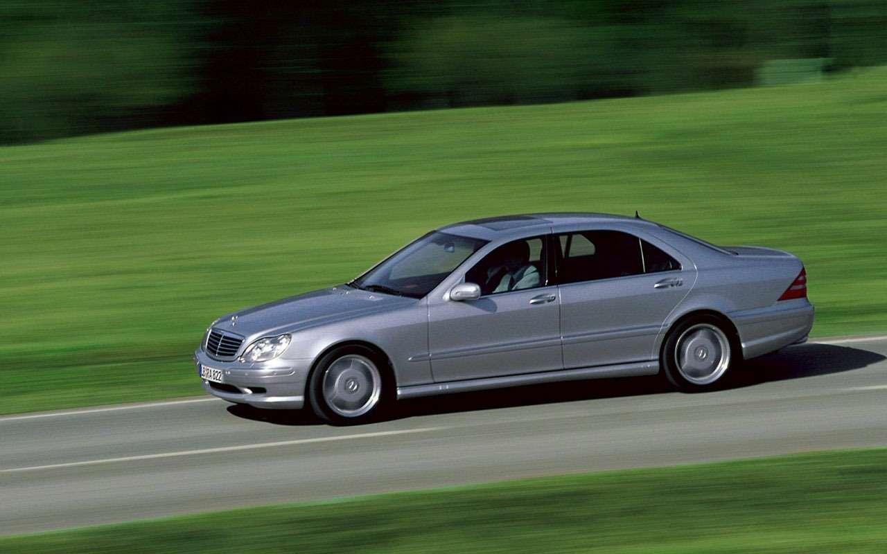 Mercedes спробегом— общие проблемы моделей— фото 1201076