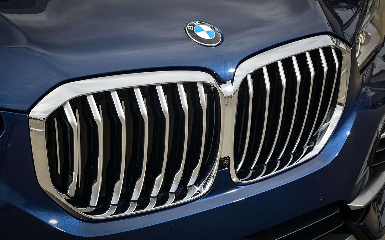 BMWX5(2018-н.в.): глюки, стуки, крены идругие проблемы— фото 1250503