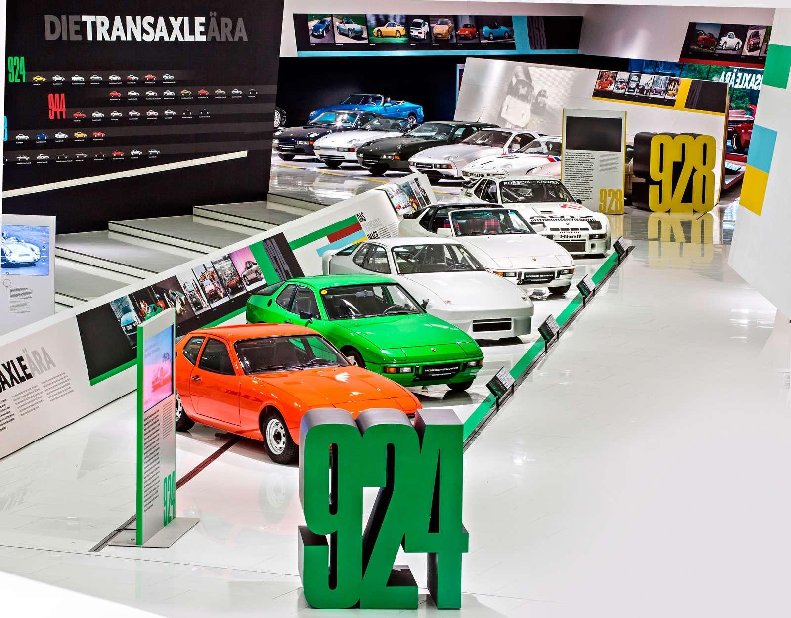 Глубокий TRANSaxle: отмечаем 40-летие Porsche классической компоновки— фото 605431