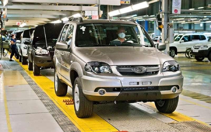Lada Niva официально: как выглядит, какие приборы исколько стоит