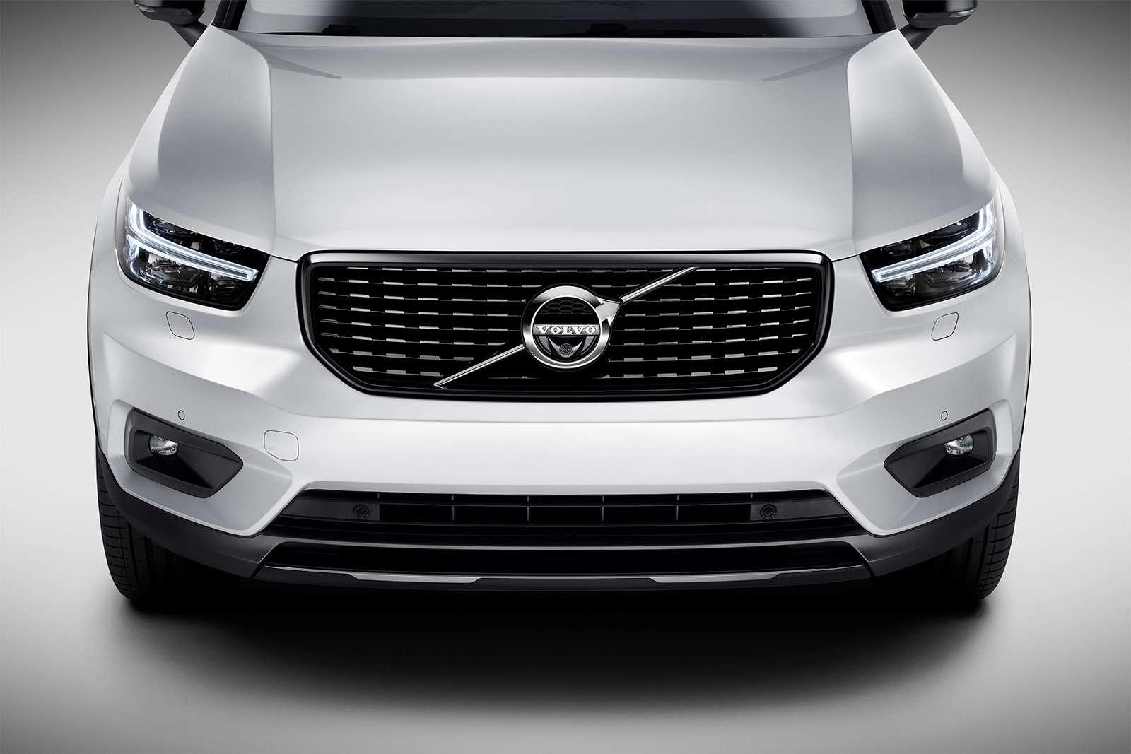 Volvo XC40: теперь про него известно все!— фото 797022
