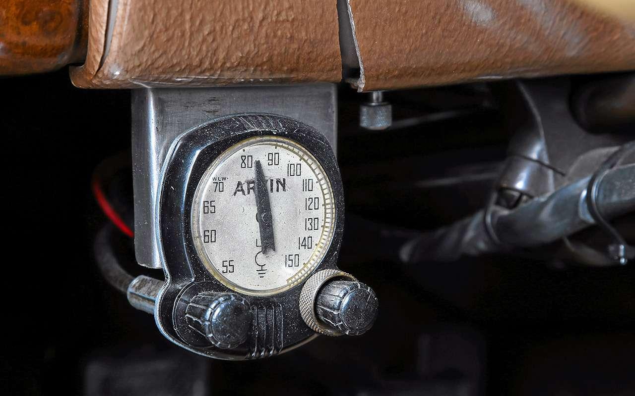 Packard Super Eight 1939: связей сэтим иностранцем можно небояться!— фото 893709