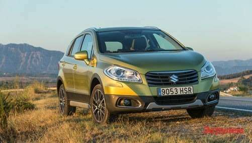 37 SX4 S CROSS Still