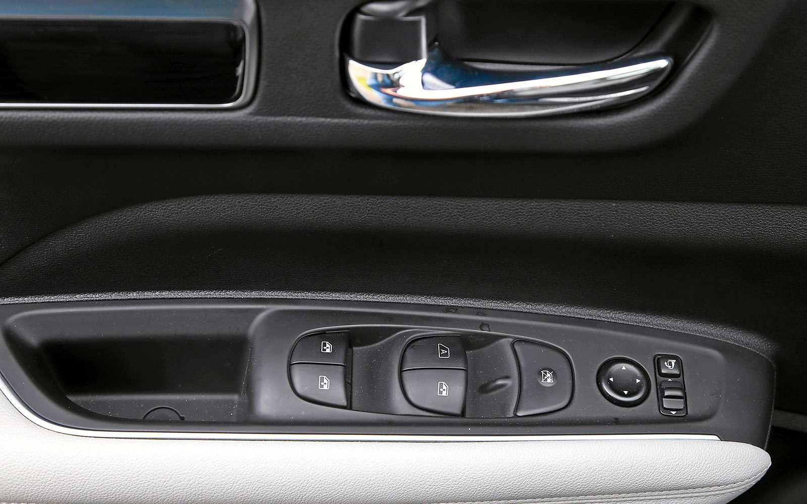 Новый Renault Koleos против конкурентов: буржуа, лесник иленивец— фото 780165