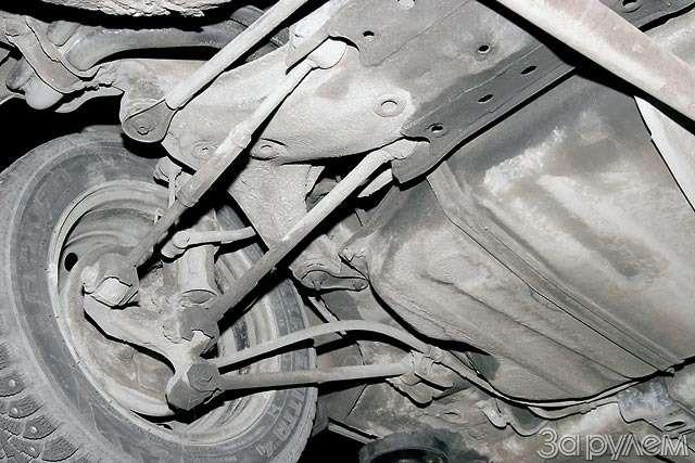 Toyota Avensis вдеталях. Европейское воспитание— фото 61333