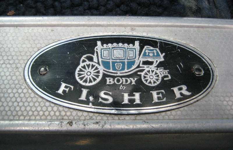2 body by fisher emblem no copyright