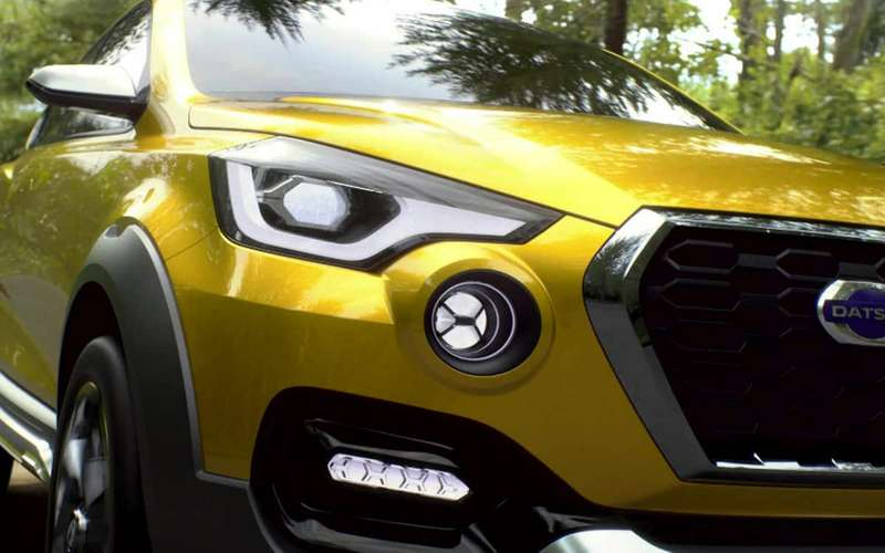 Вместо Nissan Juke унас будет Datsun Magnite