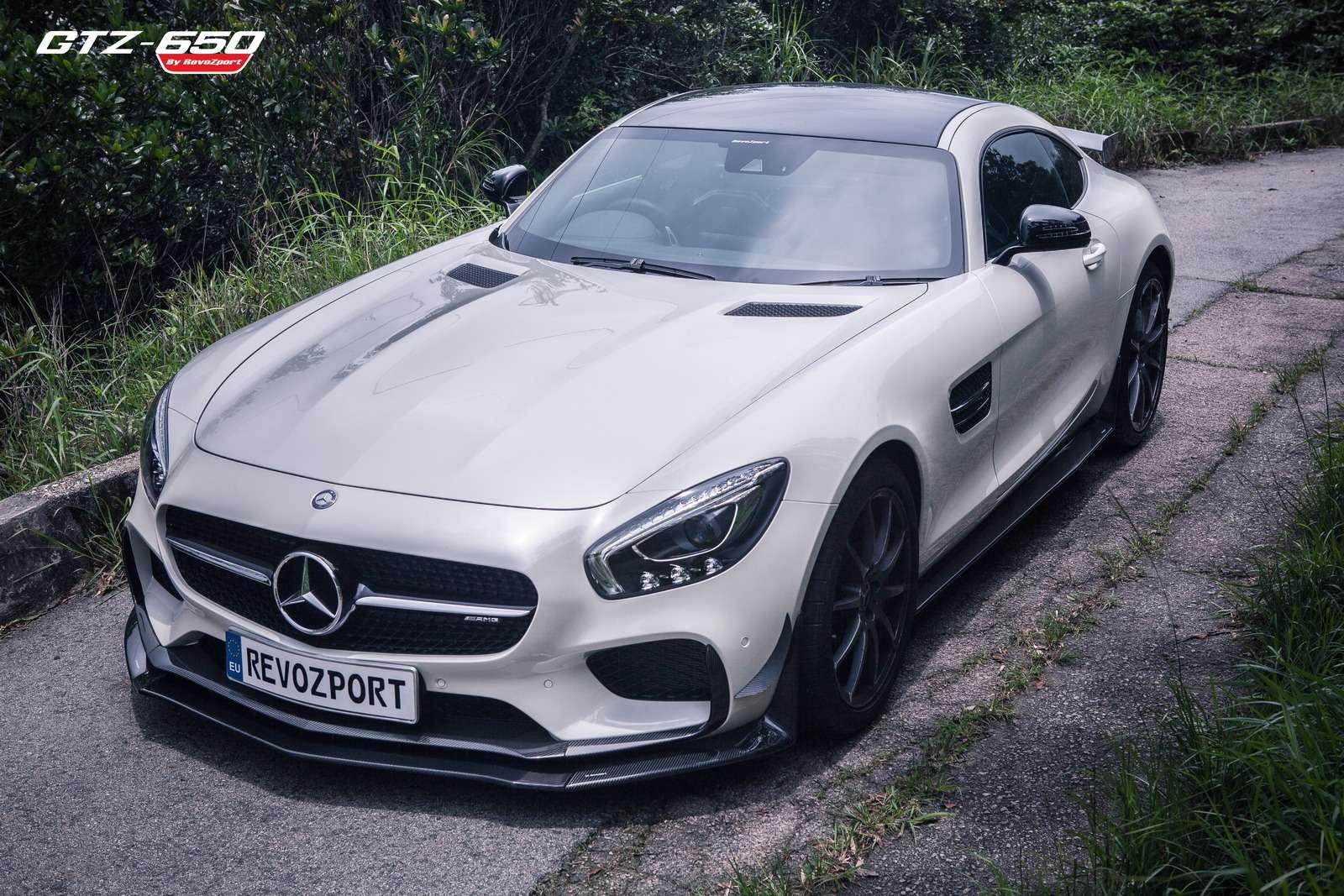 Mercedes-AMG «накурсе»: кто сказал GTR?— фото 602799