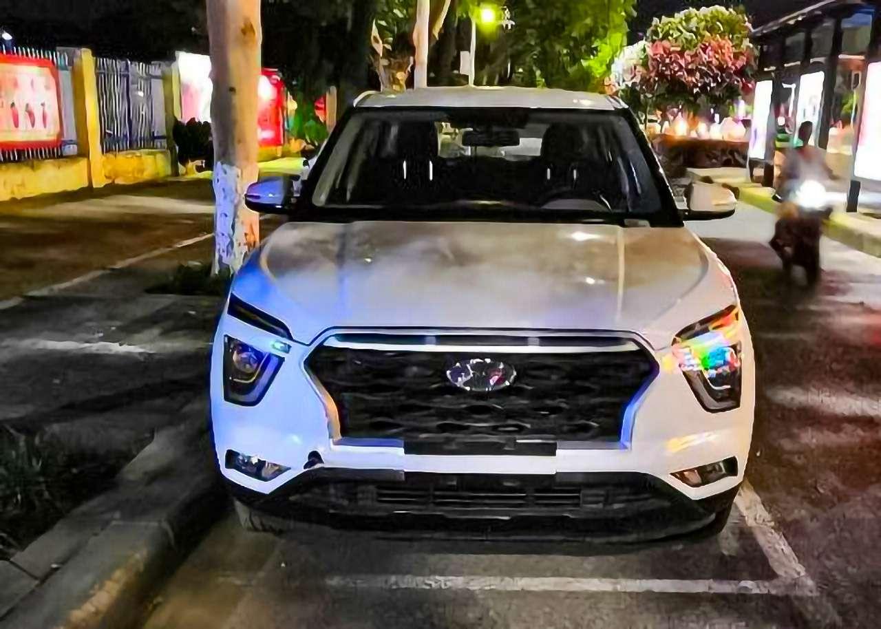 Новая Hyundai Creta— первые фото!— фото 985316