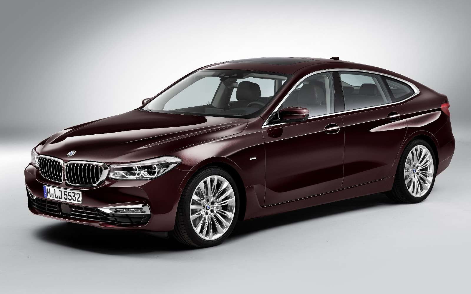 BMW6-й серии GTдляРоссии— комплектации ицены— фото 764535