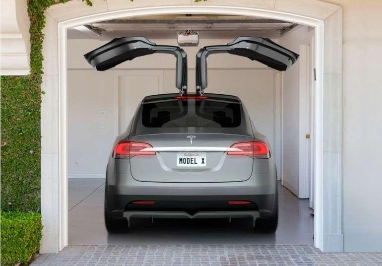Разработка кроссовера Model Xувеличила убыток Tesla