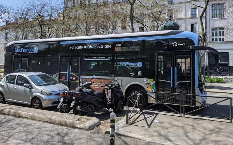 Франция пересаживается нароссийские автобусы
