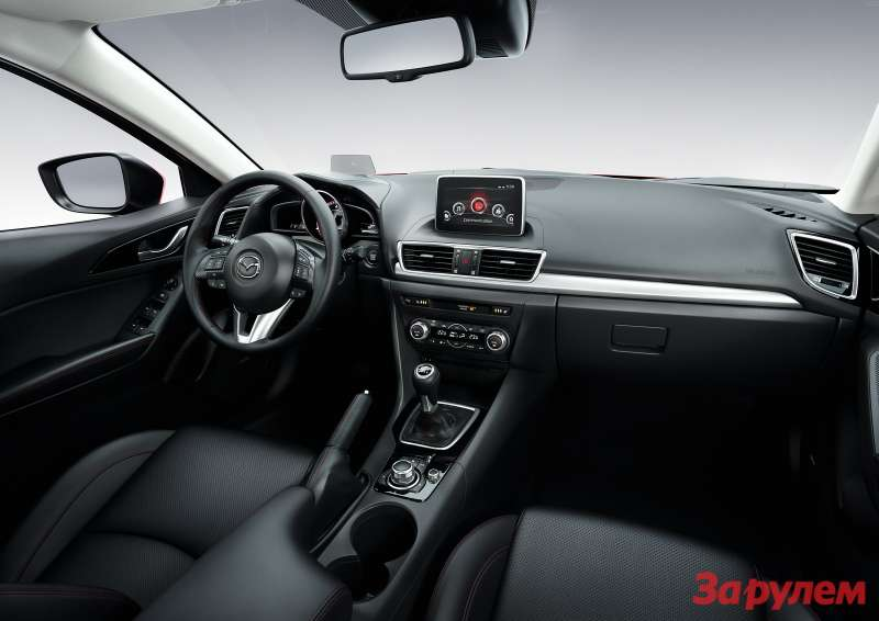 Mazda3 Hatchback 2013 interior 02 copy