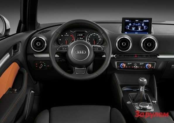 Audi A3/Cockpit