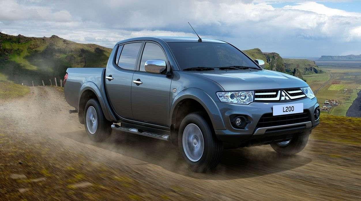 Mitsubishi решила скидками поддержать продажи ASX, Pajero Sport иL200— фото 379589