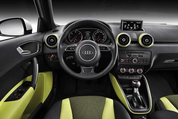 Audi A1Sportback/Cockpit