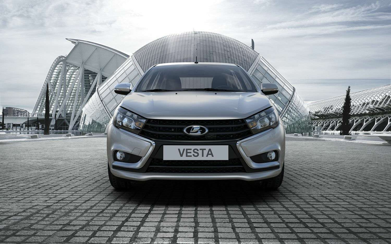 Президент АВТОВАЗа назвал диапазон цен стартовой версии Lada Vesta— фото 391879