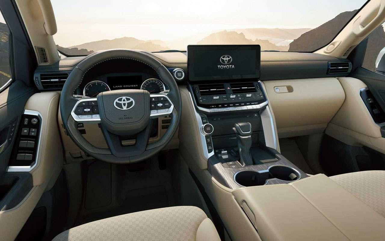"""«Подумал, очередной """"китаец""""— как приняли новый Toyota Land Cruiser— фото 1252902"""
